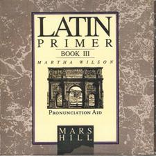 Latin Primer 3 Pronunciation Aid CD Z