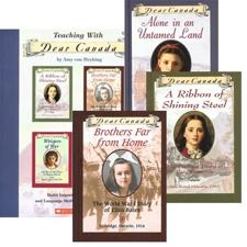 Dear Canada Diaries Bundle 2