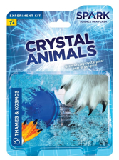 Spark Science: Crystal Animals Experiment Kit Z