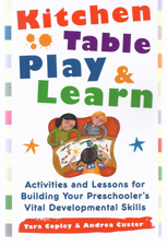 Kitchen Table Play & Learn