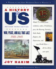 War Peace and All That Jazz 1918-1945