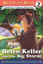 Helen Keller and the Big Storm