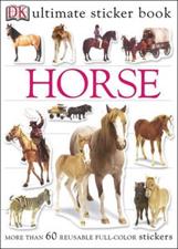 Horse - Ultimate Sticker Book
