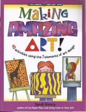 Making Amazing Art!