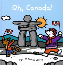 Oh Canada! Hardcover