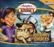 Adventures in Odyssey 20 Journey of Choices