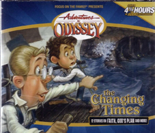 Adventures in Odyssey 22 Changing Times