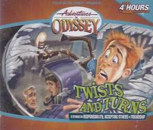 Adventures in Odyssey 23 Twists & Turns