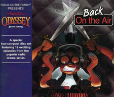 Adventures in Odyssey 26 Back on the Air