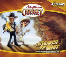 Adventures in Odyssey 27 Search For Whit
