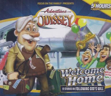 Adventures in Odyssey 28 Welcome Home