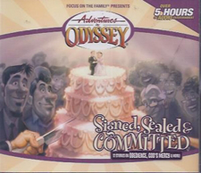Adventures in Odyssey 29 Signed Sealed & Committed