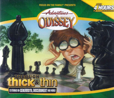 Adventures in Odyssey 30 Through Thick & Thin