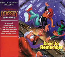 Adventures in Odyssey 31 Days to Remember