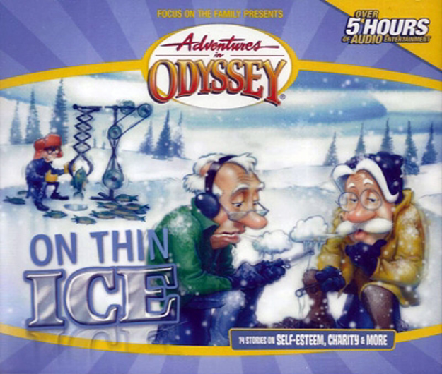 Adventures in Odyssey 07 On Thin Ice