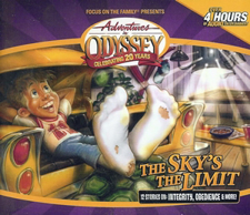 Adventures in Odyssey 49 Sky's the Limit
