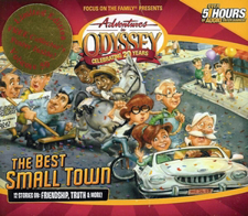 Adventures in Odyssey 50 Best Small Town