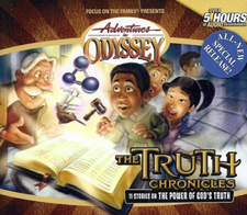 Adventures in Odyssey: Truth Chronicles