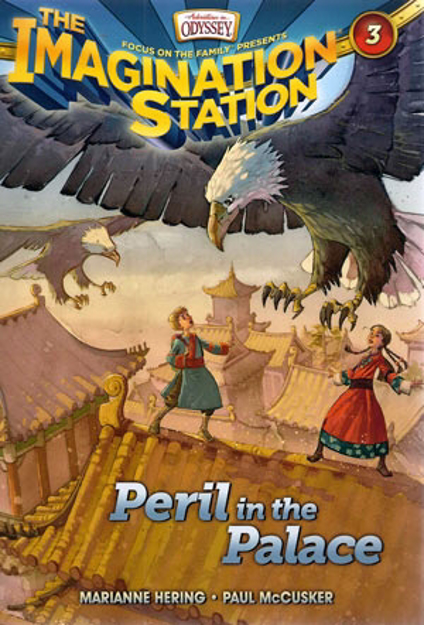 Imagination Station #3: Peril in the Palace