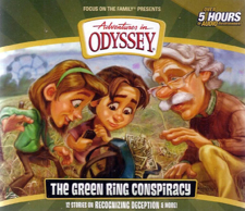 Adventures in Odyssey 53 Green Ring Conspiracy