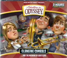 Adventures in Odyssey 54 Clanging Cymbals