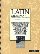 Latin Grammar 2 TE Z