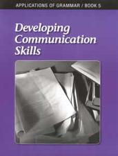 Applications of Grammar Book 5 Workbook Z