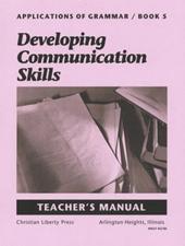 Applications of Grammar Book 5 Teacher's Manual Z