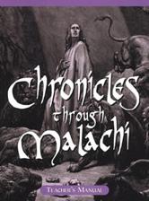 Chronicles through Malachi Teachers
