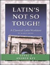 Latin's Not So Tough Level 2 Full TextAK