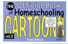 Official Book of Homeschool Cartoons 3