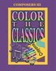 Color the Classics Composers 3