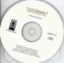 Latin Primer 2 Pronunciation Aid CD