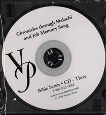 Chronicles through Malachi CD Z