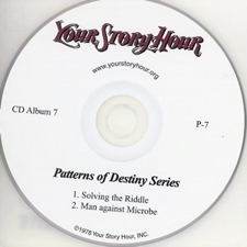 Your Story Hour Louis Pasteur Audio CD 1 - Solving the Riddle Z