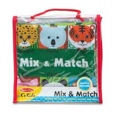Mix & Match Cloth Book