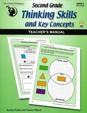Thinking Skills & Key Concepts Grade 2 Teacher Manual