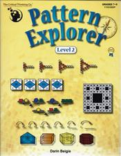 Pattern Explorer Level 2