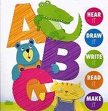 Preschool and Kindergarten Workbooks