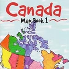 Canada Map Books