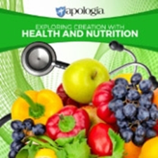 Apologia Exploring Creation Health & Nutrition