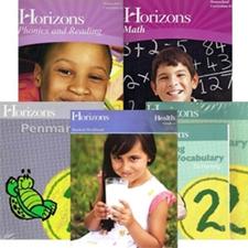 Horizons Complete Curriculum Kits
