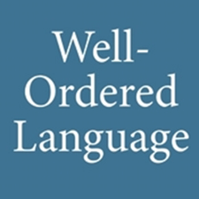 Well-Ordered Grammar