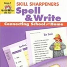 Skill Sharpeners Spell & Write