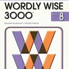 Wordly Wise 3000 3rd Edition