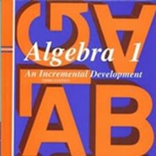 Saxon Math - Algebra
