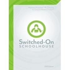 Switched-On Schoolhouse - Algebra