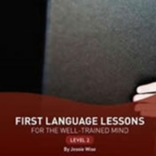 First Language Lessons for Early  Elementary