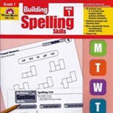 Building Spelling Skills by Evan-Moor for Early Elementary