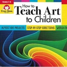 More Upper Elementary Art